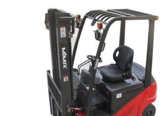 Xe nâng hàng mima trung quốc chính hãng