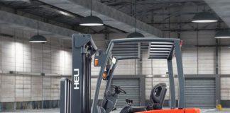Xe nâng điện Heli EFG 2 tan